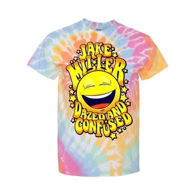 Jake Miller Dazed and Confused Tie Dye Unisex T-Shirt