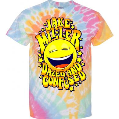 Jake Miller Dazed and Confused Tie Dye Unisex T-Shirt