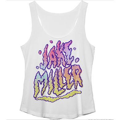 Jake Miller Smoke Out Womens Crop Top Tank
