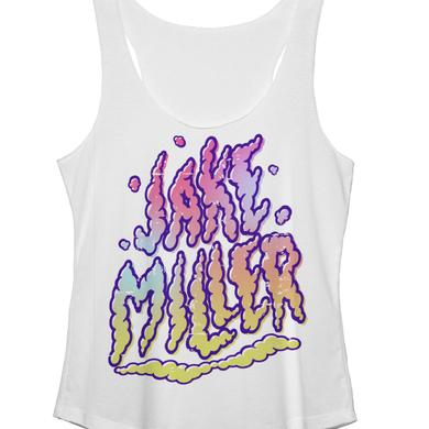 Jake Miller Smoke Out Womens Crop Top Tank