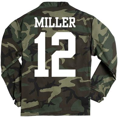 Jake Miller Millertary Camouflage Jacket