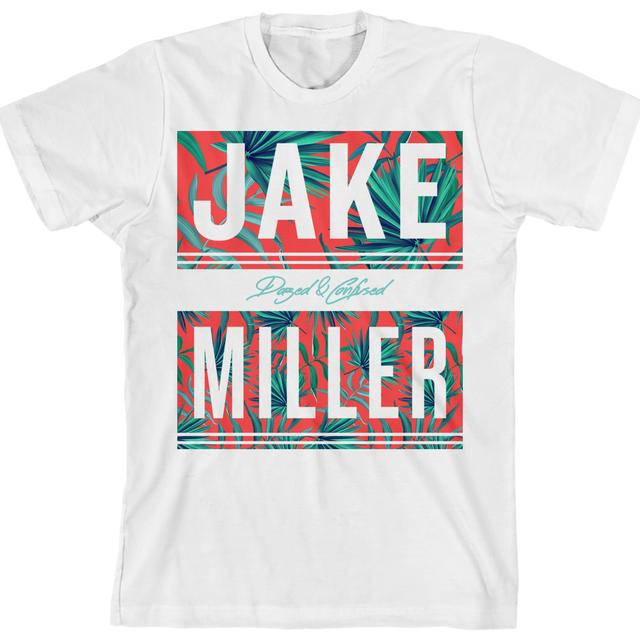 Jake Miller Palm Box T-Shirt