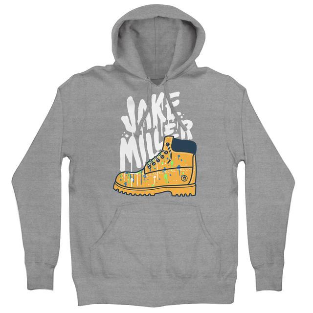 Jake Miller Painted Tims hoodie