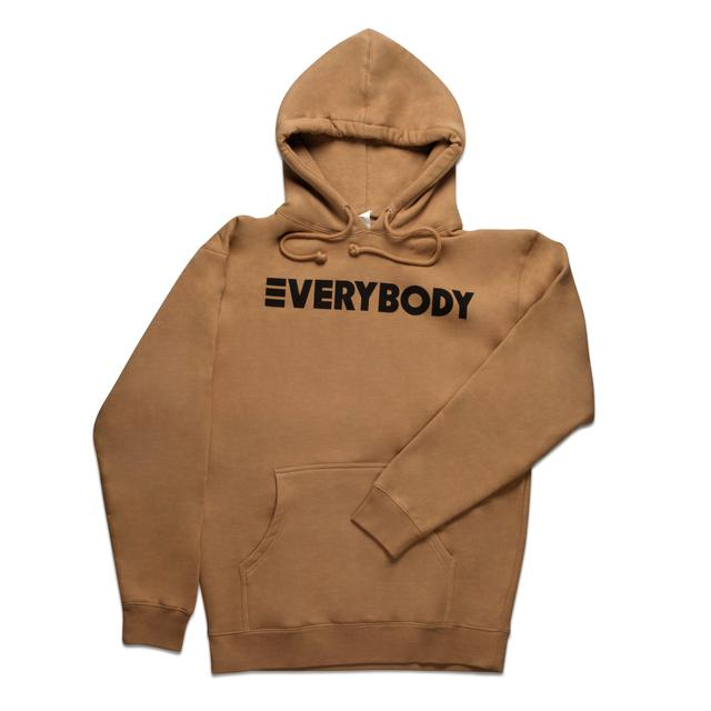 Logic Everybody Hoodie (Tan)