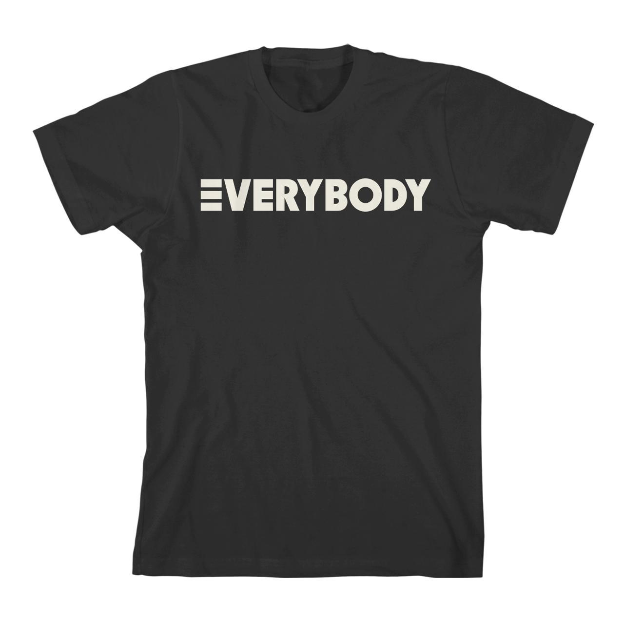 Logic Everybody T Shirt Black