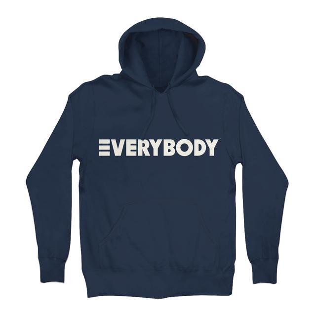 Logic Everybody Hoodie (Navy)