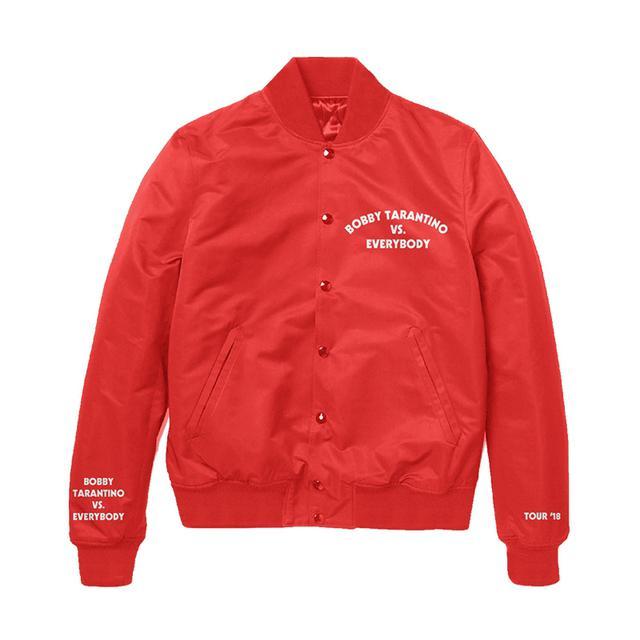 Logic Bobby Tarantino Tour Bomber Jacket