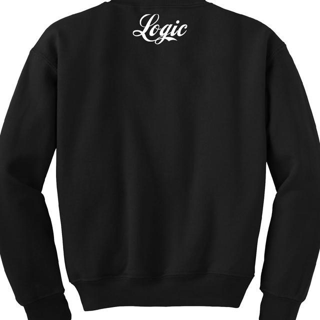 Logic Logo Crew Sweatshirt