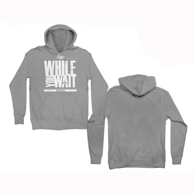 Logic While You Wait Hoodie