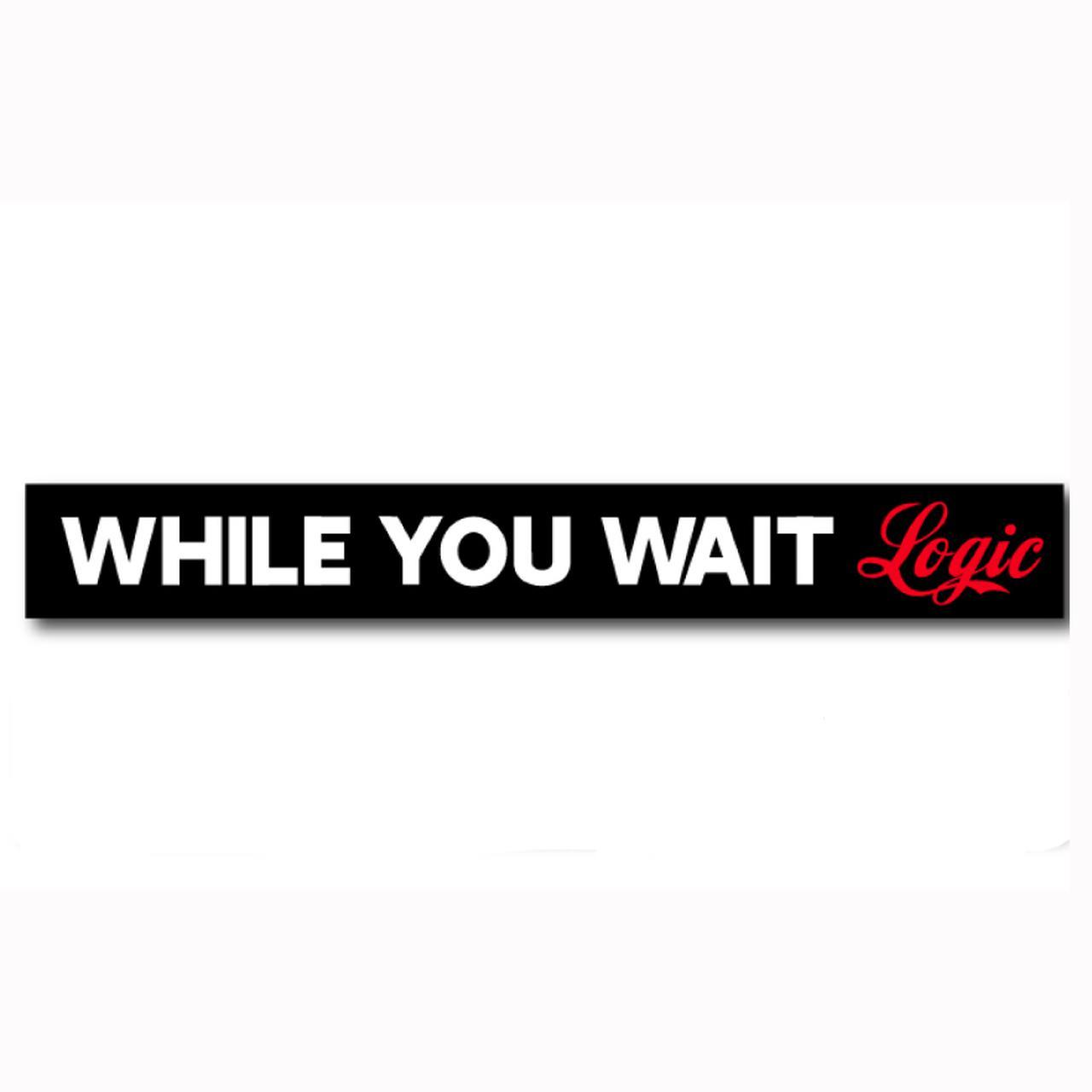 Logic Rapper Logo Nasa