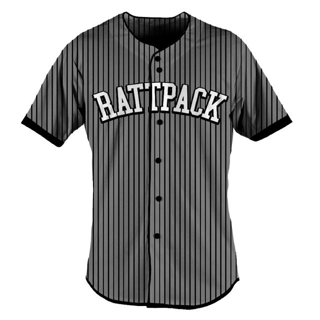 Logic Ratt Pack Custom Jersey