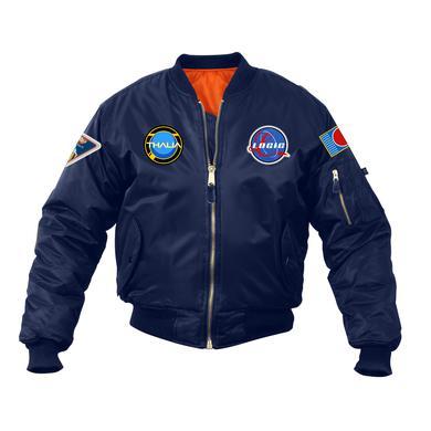 Logic Space Patch NASA Jacket