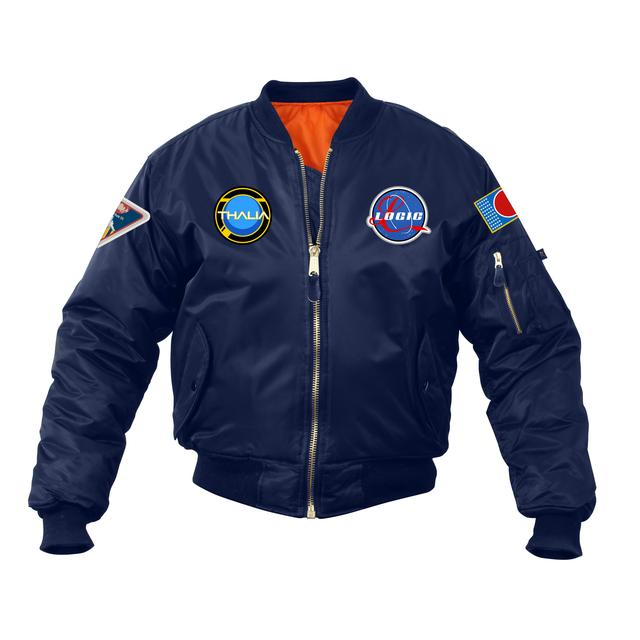 Logic Space Patch NASA Jacket