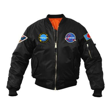 Logic BLACK Space Patch Jacket