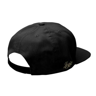 Logic The Incredible True Story Snapback Flat Brim Hat