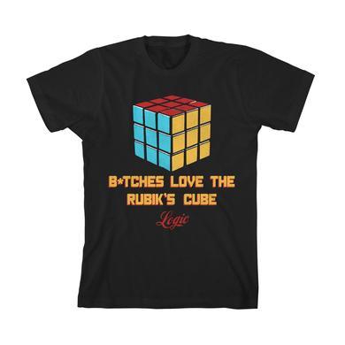 Logic B*tches Love Rubik's Cube T-Shirt