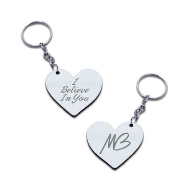 Michael Buble Believe Keychain