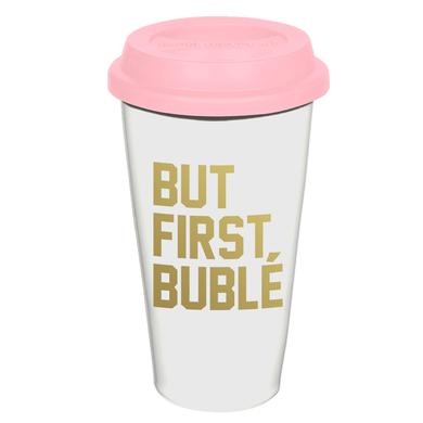 Michael Buble FIRST BUBLÉ COFFEE TUMBLER
