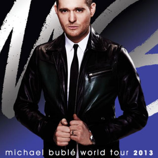 Michael Buble 2013 Tour Program