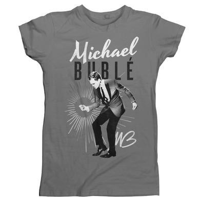 Michael Buble Snap Women's T-Shirt