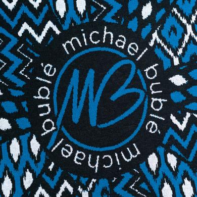 Michael Buble Ikat Blanket