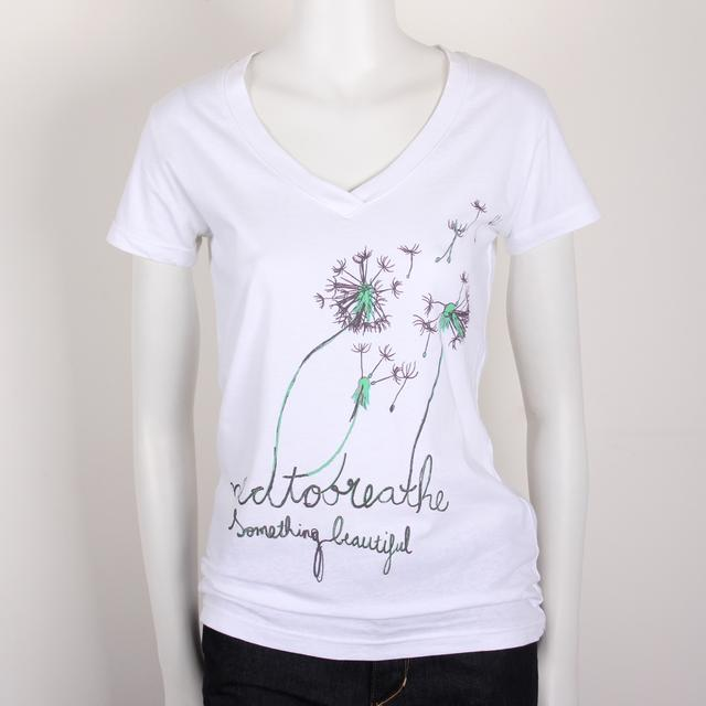 Needtobreathe Dandelion Juniors V-Neck