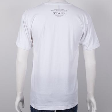 Needtobreathe Map V-Neck T-Shirt