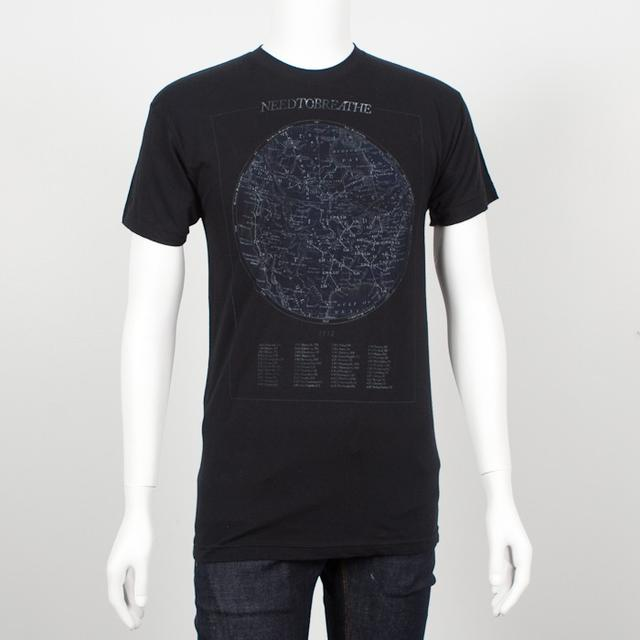 Needtobreathe Globe T-Shirt
