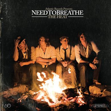 Needtobreathe The Heat (CD)