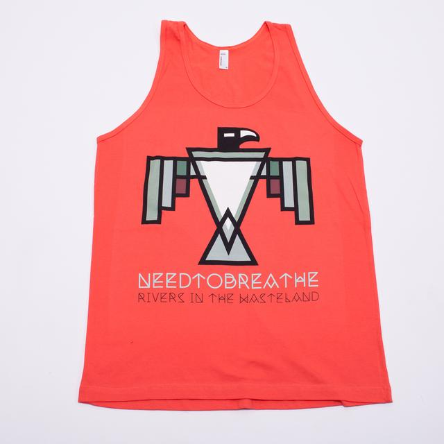 Needtobreathe Eagle Salmon Tank