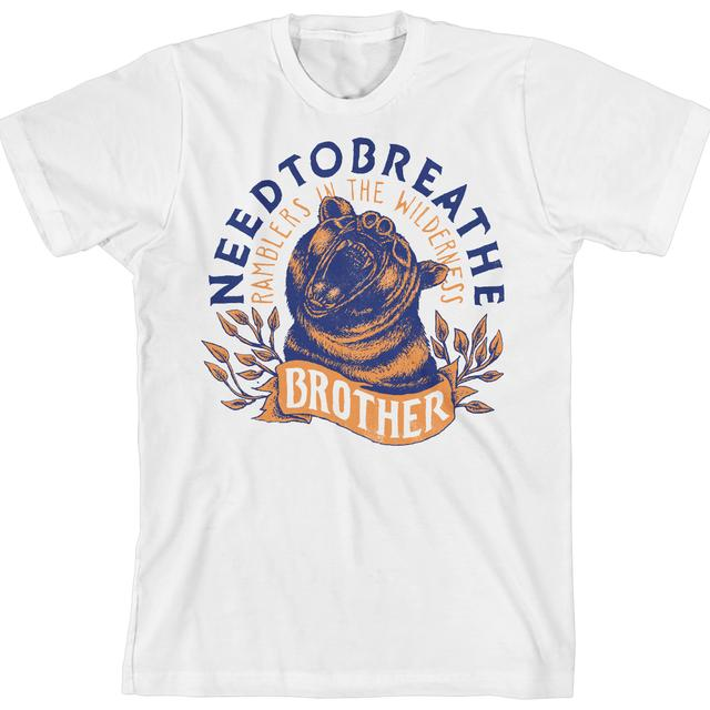 Needtobreathe Brother Bear T-Shirt