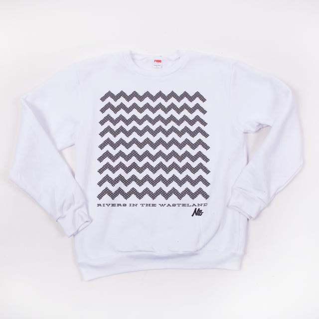 Needtobreathe Geometric Crewneck Sweatshirt
