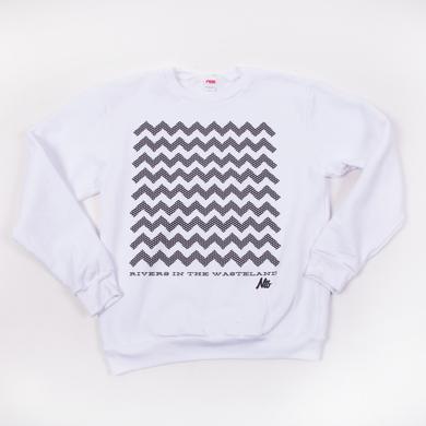 Needtobreathe Geometric Crewneck Sweatshirt