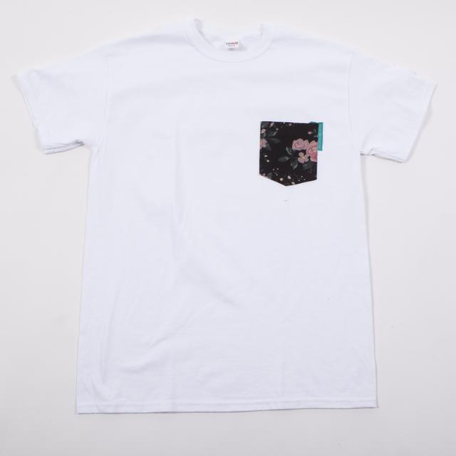 Needtobreathe Flower Pocket T-Shirt