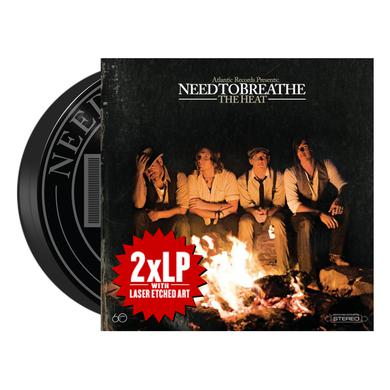 Needtobreathe The Heat (2xLP Vinyl)