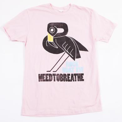 Needtobreathe Flamingo T-Shirt (Rock Boat XVI)