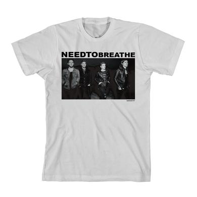 Needtobreathe Photo Overlay Slim Fit T-Shirt