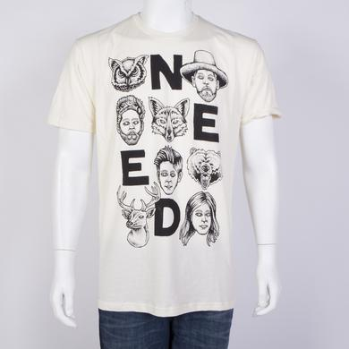 Needtobreathe Taxidermy T-Shirt