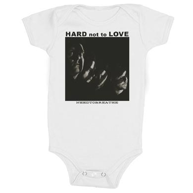 Needtobreathe Hard Not To Baby Onesie