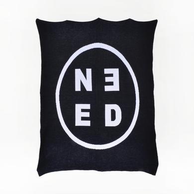 Needtobreathe NEED Fleece Blanket
