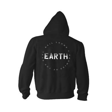 Neil Young Organic Earth Hoodie