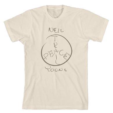 Neil Young Peace Trail Organic Unisex T-shirt