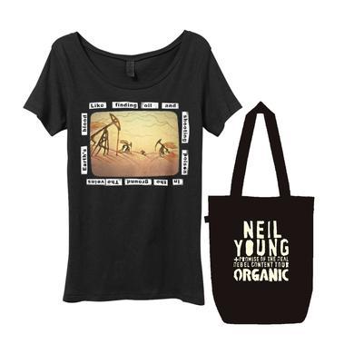 Neil Young Women's Earth Bundle