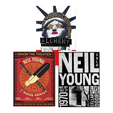 Neil Young Poster Bundle