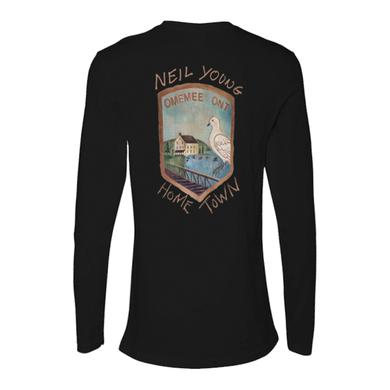 Neil Young Hometown Event Women's Long Sleeve T-shirt