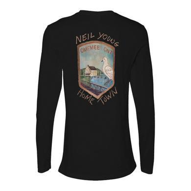 Neil Young Hometown Event Women's Long Sleeve T-shirt