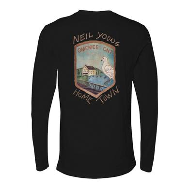 Neil Young Hometown Event Unisex Long Sleeve T-shirt