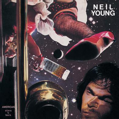 Neil Young American Stars 'N Bars Vinyl