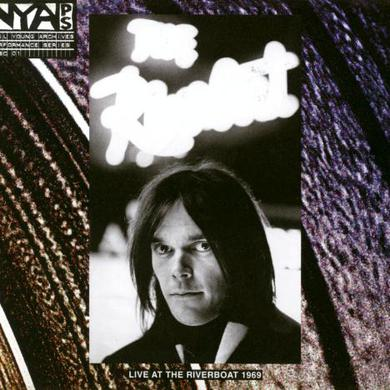Neil Young Live At The Riverboat 1969 Blu-ray