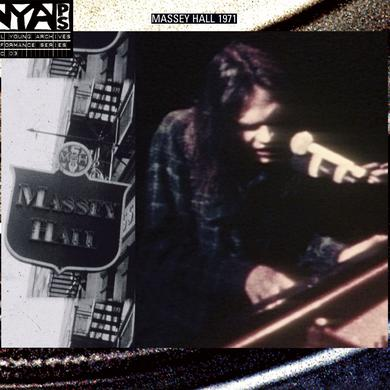 Neil Young Live At Massey Hall LP (Vinyl)